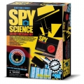 Joc copii Spy Science - Secret Message Kit in limba engleza